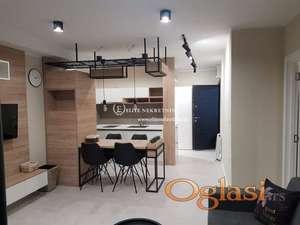 Izdavanje - Lux stan sa garažom u novogradnji