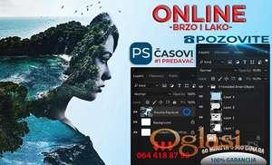 Casovi photoshopa ONLINE