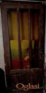 Prodajem drvena vrata