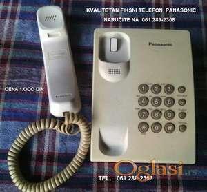Na prodaju Panasonic fiksni telefon