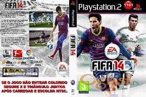 ps2 igrica FIFA 14