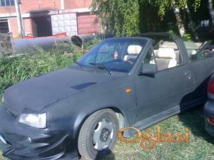 Pančevo Opel Kadett GSI