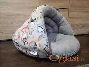 Pećina krevet za ljubimce