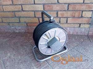 Produzni kabel gumeni na motalici -nov
