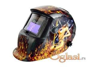 Maska za varenje fotogrej automatska