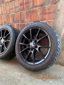 Gume i aluminijumske felne za BMW