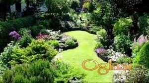 Uređenje i održavanje dvorišta
