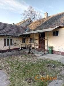 Kuća u centru Vrbasa sa placem na prodaju za investitora