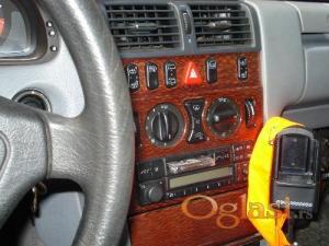 Senta Mercedes Benz E 210K 1998