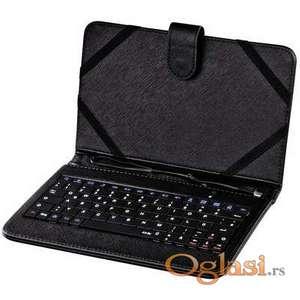 Kozna futrola/tastatura za tablet NOVO