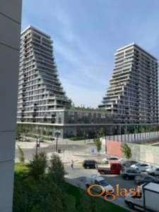 Izdajem stan 70m2, Beograd na Vodi