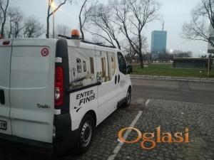 Kombi vozilo u odlicnom stanju redovno servisirano za svaku preporuku vozi se sa b kategorijom nosivost vozila 1.500kg