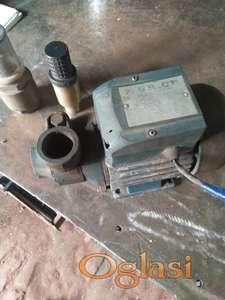 El.pumpa za izvlačenje vode