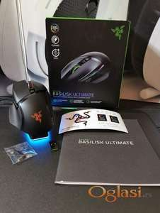 Razer Basilisk ULTIMATE Wireless RGB