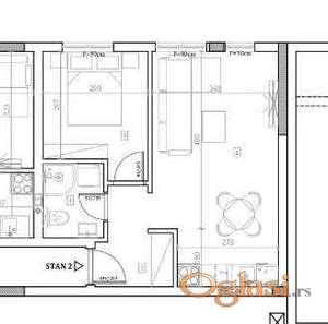 LIPOV GAJ, 39 m2, 48200 EUR