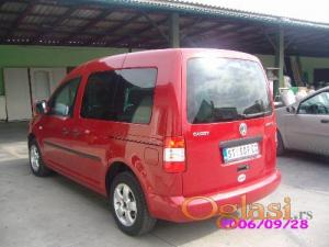 Sadići Volkswagen - VW Caddy PUTNICKI 2005