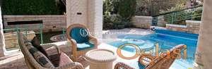 Izdavanje- Luksuzna kuća sa bazenom na Dedinju