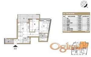 Z.STANICA, 57 m2, 88600 EUR