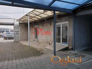 POSLOVNI PROSTOR 450  m2 - 1500 Evra - 6 PARKING MESTA - USELJIV ID#1356