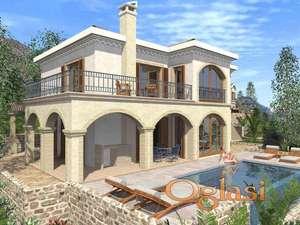 Zemljiste na Budvanskoj rivijeri za izgradnju 15 vile