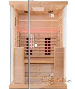 Sauna infrared za 1 I 2 osobe NOVO TOP proizvod hit u svetu