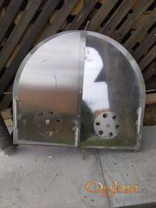 vratanca od inoxa za pečenjaru