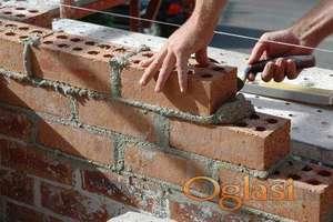 Građevinske usluge - brzo i kvalitetno ispunjavamo želje klijenta