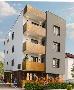 Nov jednoiposoban stan u Čalijama 39M2